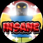 Roblox Corridor of Hell - Badge 100 wins - Insane