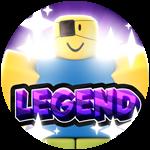 Roblox Corridor of Hell - Badge 250 wins - Legend