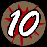 Roblox Demon Tower Defense Simulator - Badge Wave 10