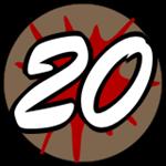 Roblox Demon Tower Defense Simulator - Badge Wave 20