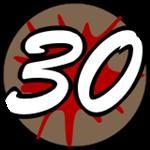 Roblox Demon Tower Defense Simulator - Badge Wave 30