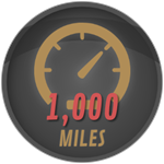 Roblox Driving Empire - Badge 1,000 Miles in Driving Empire!