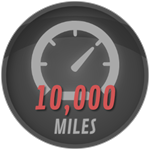 Roblox Driving Empire - Badge 10,000 Miles in Driving Empire!