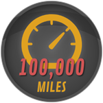 Roblox Driving Empire - Badge 100,000 Miles in Driving Empire!