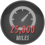 Roblox Driving Empire - Badge 25,000 Miles in Driving Empire!