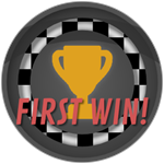 Roblox Driving Empire - Badge Won your first race!