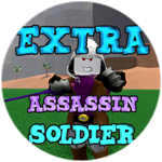Roblox Faction Defence Tycoon - Shop Item Extra ASSASSIN Soldier!