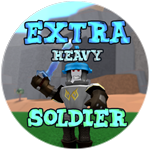 Roblox Faction Defence Tycoon - Shop Item Extra HEAVY Soldier!