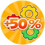 Roblox Factory Simulator - Shop Item 150% Harvester Speed