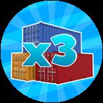 Roblox Factory Simulator - Shop Item 3X Cargo Capacity