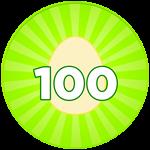 Roblox Fart Simulator - Badge Amateur Egg Unboxer
