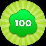 Roblox Fart Simulator - Badge Got 100 Gas