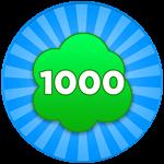 Roblox Fart Simulator - Badge Got 1000 Gas