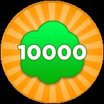 Roblox Fart Simulator - Badge Got 10K Gas