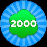 Roblox Fart Simulator - Badge Got 2000 Gas