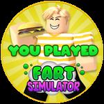 Roblox Fart Simulator - Badge You Fart?