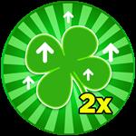 Roblox Fart Simulator - Shop Item 2x Luck
