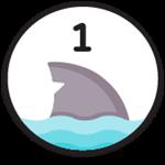 Roblox Fishing Simulator - Badge 1 Sea Creature Hunted