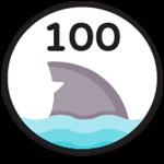 Roblox Fishing Simulator - Badge 100 Sea Creatures Hunted
