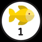 Roblox Fishing Simulator - Badge First Catch
