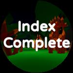 Roblox Fishing Simulator - Badge Index Complete - Ancient Shores