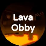 Roblox Fishing Simulator - Badge Lava Obby