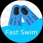 Roblox Fishing Simulator - Shop Item Fast Swim