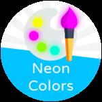 Roblox Fishing Simulator - Shop Item Neon Colors
