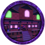 Roblox Flood Escape 2 - Badge Gloomy Manor