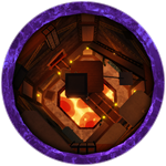 Roblox Flood Escape 2 - Badge Magmatic Mines