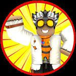 Roblox Ghost Simulator - Badge Agent Blaze