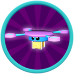 Roblox Ghost Simulator - Badge Drone Dude
