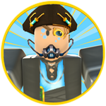 Roblox Ghost Simulator - Badge Ghost Hunter Captain Finsley