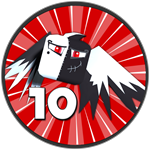 Roblox Ghost Simulator - Badge Godly Pet Level 10