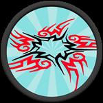 Roblox Ghost Simulator - Badge Hoshi Blade