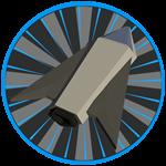 Roblox Ghost Simulator - Badge Jet Stream