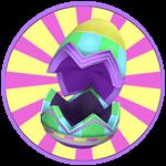 Roblox Ghost Simulator - Badge Star Creaeggtor Egg