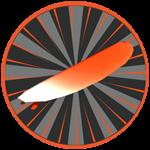 Roblox Ghost Simulator - Badge Surfboard