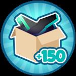 Roblox Ghost Simulator - Shop Item +150 Board Storage