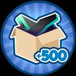 Roblox Ghost Simulator - Shop Item +500 Board Storage