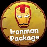 Roblox Gladiator Simulator - Shop Item Ironman Package
