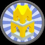 Roblox Gods Of Glory - Badge A Powerful Start