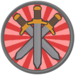 Roblox Gods Of Glory - Badge God Of Destruction