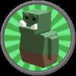 Roblox Gods Of Glory - Badge Loyal Servant