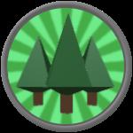Roblox Gods Of Glory - Badge Naturalist