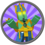 Roblox Gods Of Glory - Badge Sands Of Time