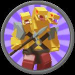 Roblox Gods Of Glory - Badge The Classics