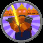 Roblox Gods Of Glory - Badge The Far East