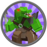 Roblox Gods Of Glory - Badge The New World