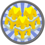 Roblox Gods Of Glory - Badge This Will Make A Fine Addition To My Collection